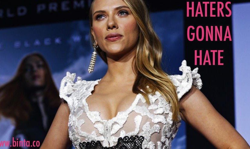 "Scarlett Johansson And Israel: An Analysis Of The ""Scarlett Situation"""